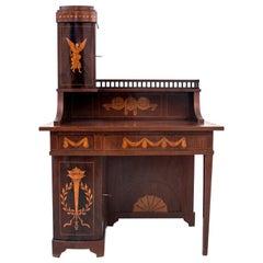 Desk from circa 1880, Empire Style