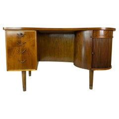 Desk in Rosewood Designed by Kai Kristiansen from the 1960s
