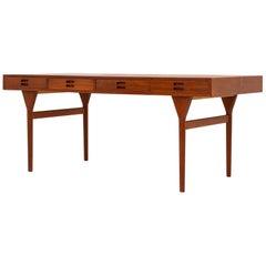Desk in Teak by Nanna Ditzel