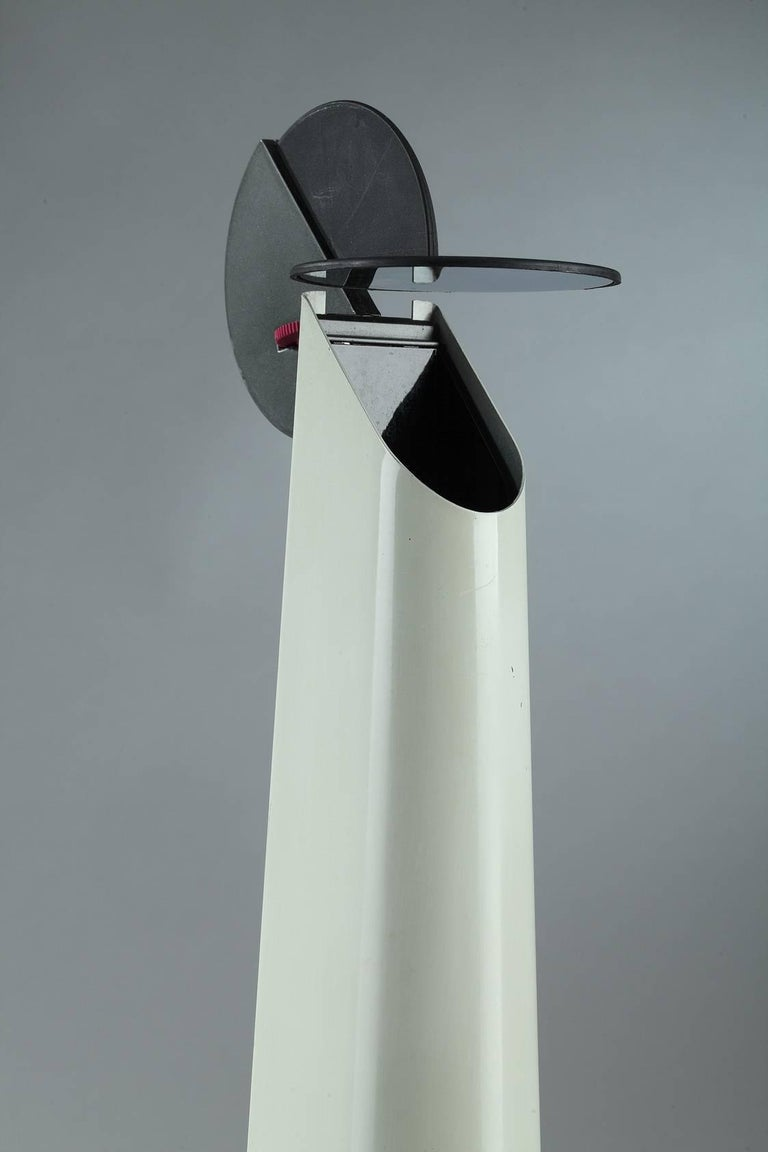 Late 20th Century Desk Lamp by Achille Castiglioni & Flos, Italy For Sale