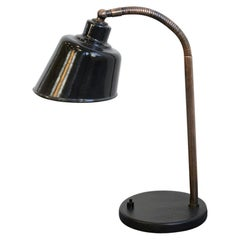 Desk Lamp by Bunte & Remmler BUR, circa 1930s
