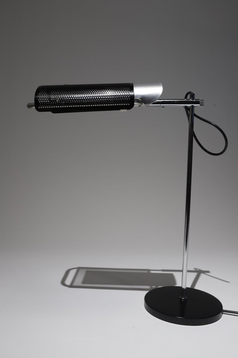 Desk Lamp by George Nelson For Sale 4