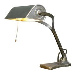Desk Lamp by Robert Pfaffle for Erpees, circa 1920