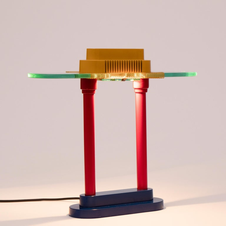 Desk lamp by Robert Sonneman for George Kovacs.