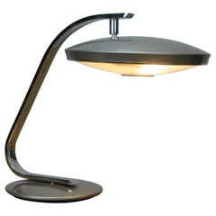 Desk Lamp Model 520 by Fase, 1970's