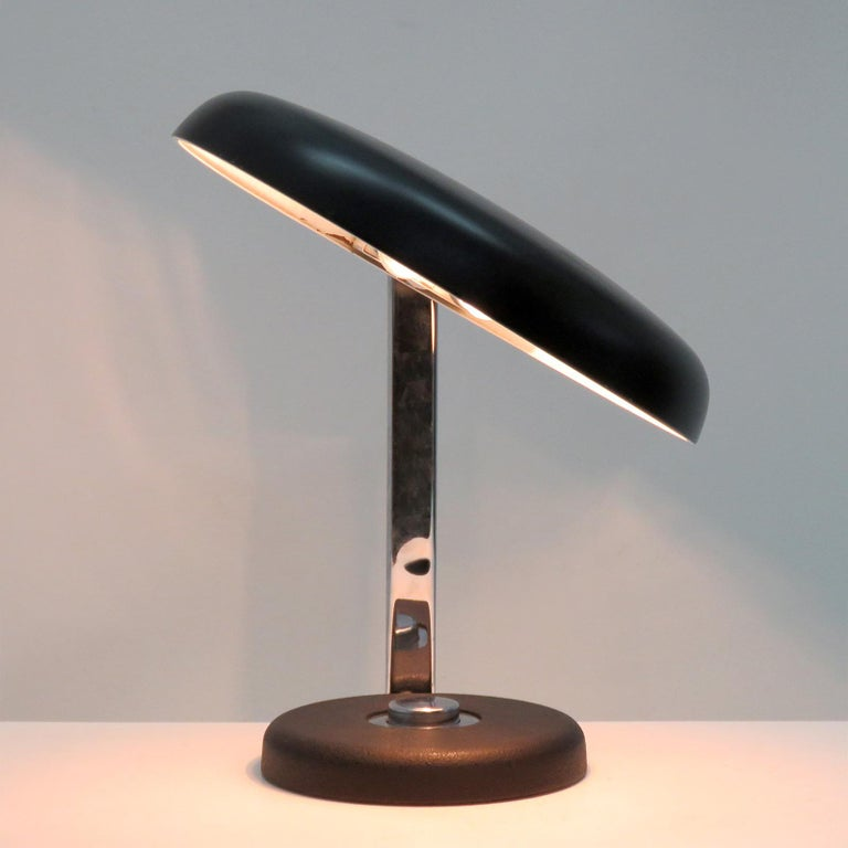 Desk Lamp 'Oslo' by Heinz Pfänder for Hillebrand, 1962 For Sale 2