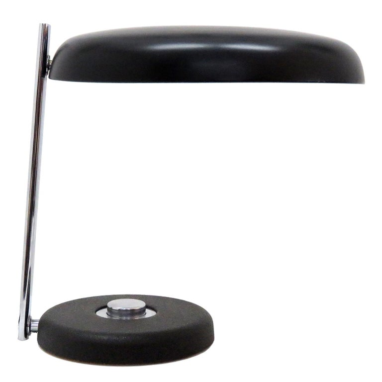 Desk Lamp 'Oslo' by Heinz Pfänder for Hillebrand, 1962 For Sale