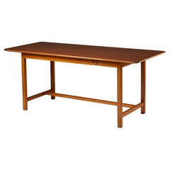 Desk Model 590 Designed by Josef Frank for Svenskt Tenn, Sweden, 1950's