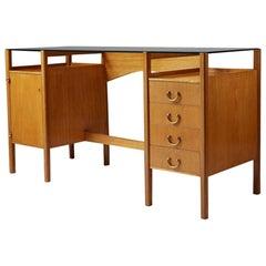 Desk or Dressing Table Designed by Josef Frank for Svenskt Tenn, Sweden, 1950s