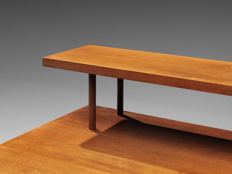 Desk Paul McCobb Desk in Maple, 1950s For Sale 1