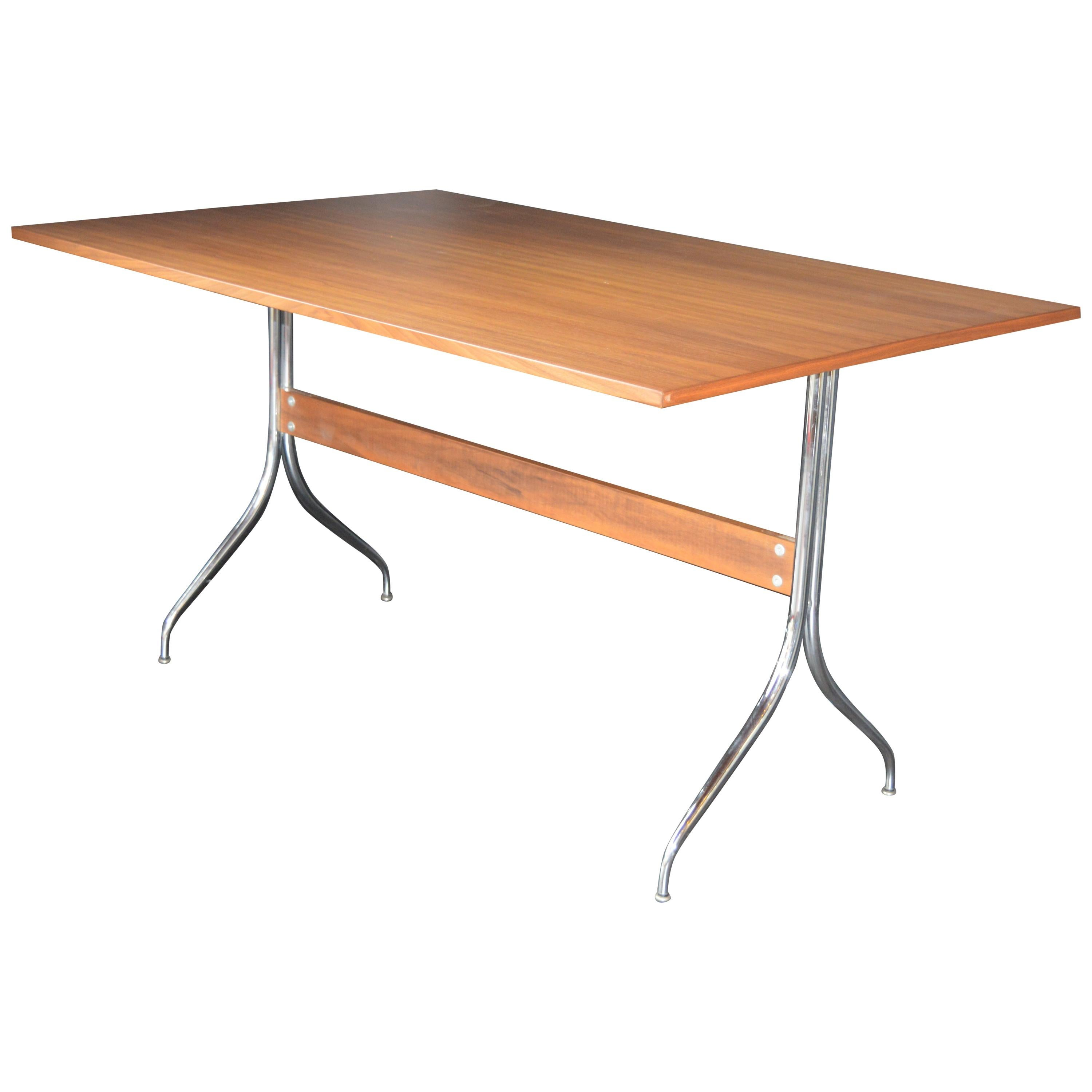 Swag Leg Desk and Tables