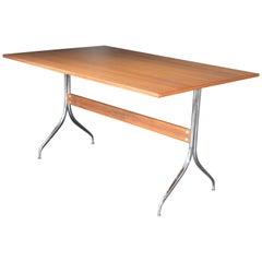 Swag Leg Desk Table by George Nelson for Herman Miller