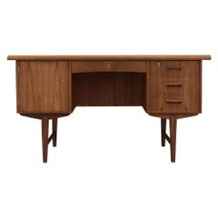 Desk Teak, Danish Design, 1960s