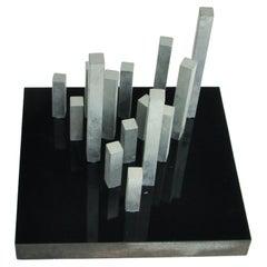 Desk Top Skyscraper Skyline Puzzle Sculpture