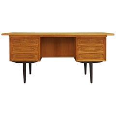 Desk Vintage Danish Design, 1960-1970
