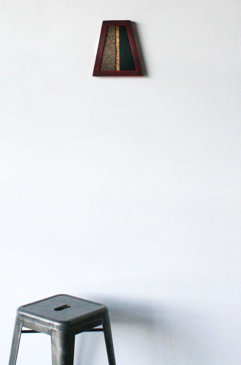 Opposite Sides  - Sculpture by Desmond Lewis
