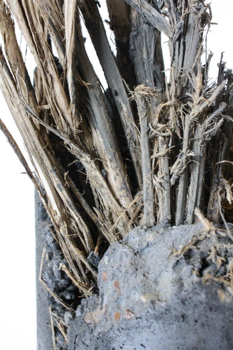 Raisin' Cane - Sculpture by Desmond Lewis