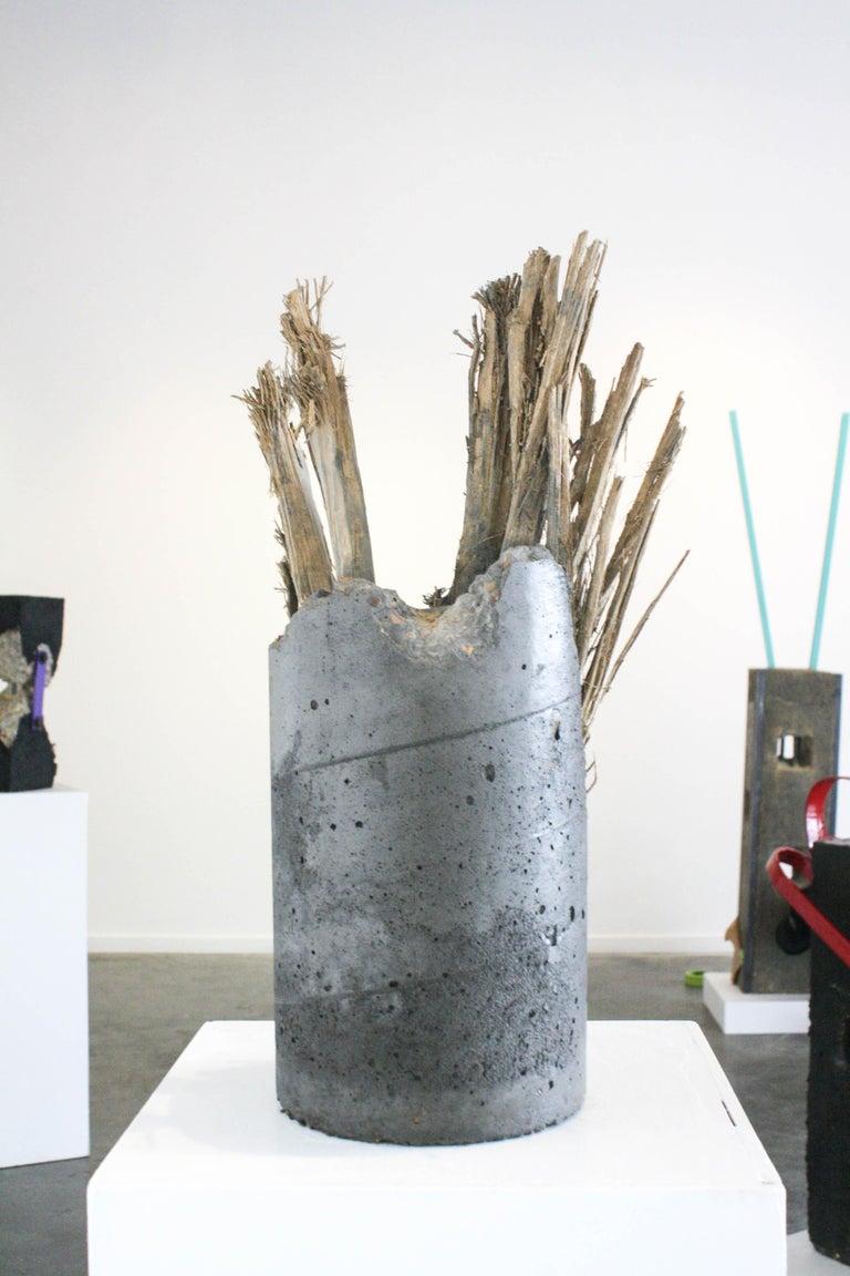 Raisin' Cane - Conceptual Sculpture by Desmond Lewis