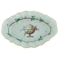 Dessert Dish, James Giles, Worcester, circa 1765