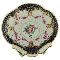 Dessert Dish, Worcester, circa 1770