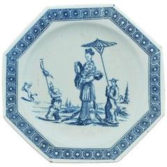 Dessert Plate, Bow Porcelain Factory, circa 1759