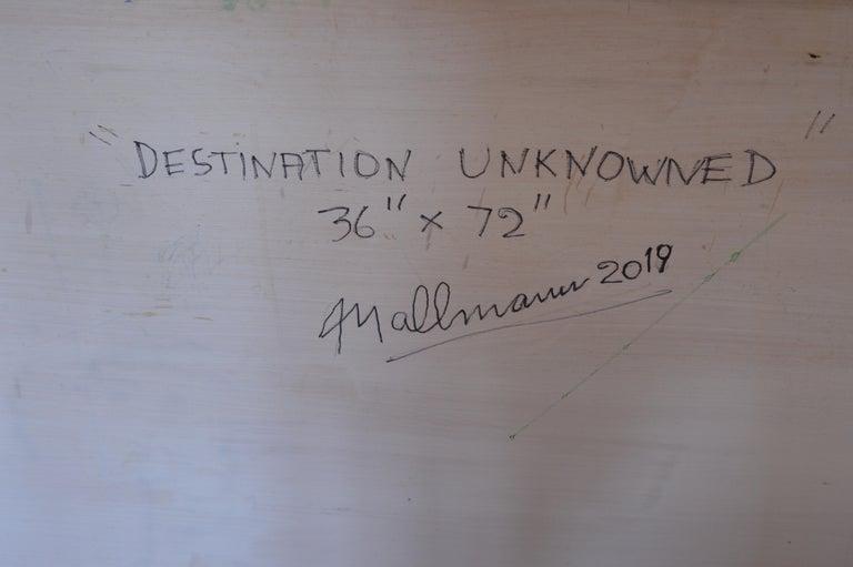Destination Unknown by Arturo Mallmann For Sale 2