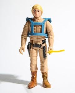 Luke Skywalker 24x30 Star Wars, 70's toys, Photography Art Pop Art Toys Sci Fi