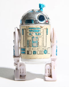 R2D2 50x60 First Release , Star Wars, Photography Pop Art Toys Unsigned Print