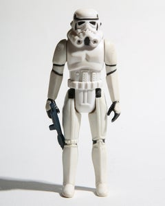 Stormtrooper   24x30 Star Wars, 70's toys, Photography Art Pop Toys Photograph