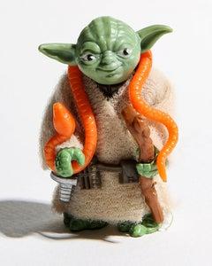 Yoda 50x60 Star Wars, 80's toys, Photography Art Pop Art Unsigned Test Print