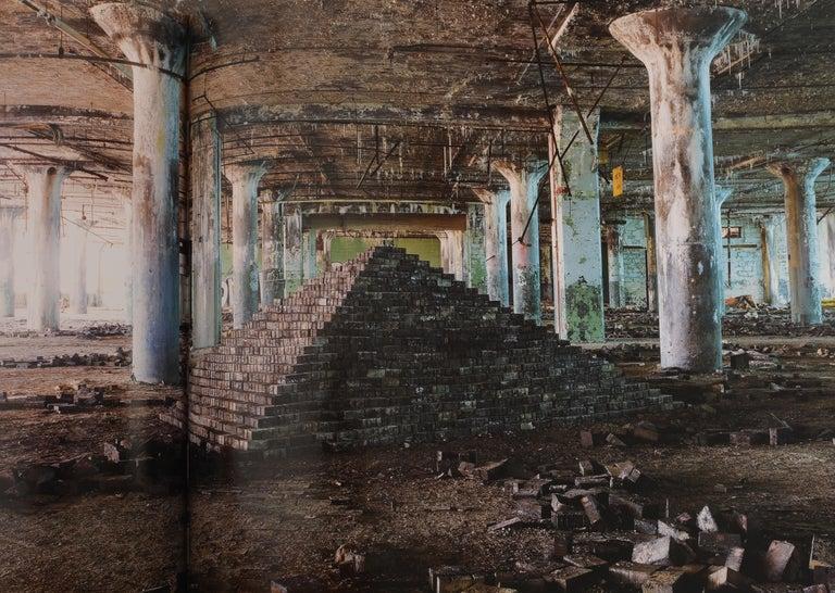 Detroit Revealed Photographs, 2000-2010, 1st Ed Exhibition Catalog For Sale 5