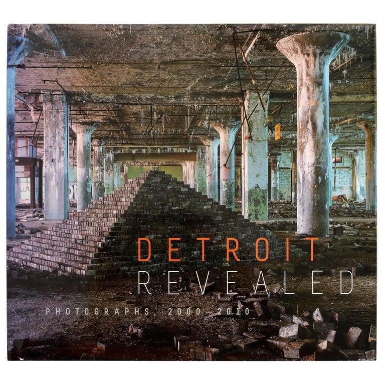 Detroit Revealed Photographs, 2000-2010, 1st Ed Exhibition Catalog For Sale