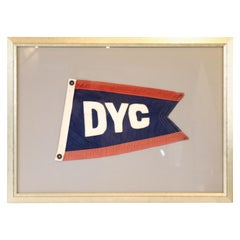 Detroit Yacht Club Burgee