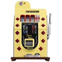 Deuces Wild 25-Cent Slot Machine by Mills