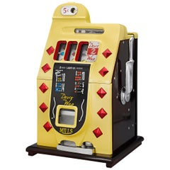 Deuces Wild Diamond Front Slot Machine by Mills