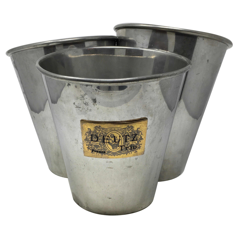 Deutz Trio Champagne Cooler