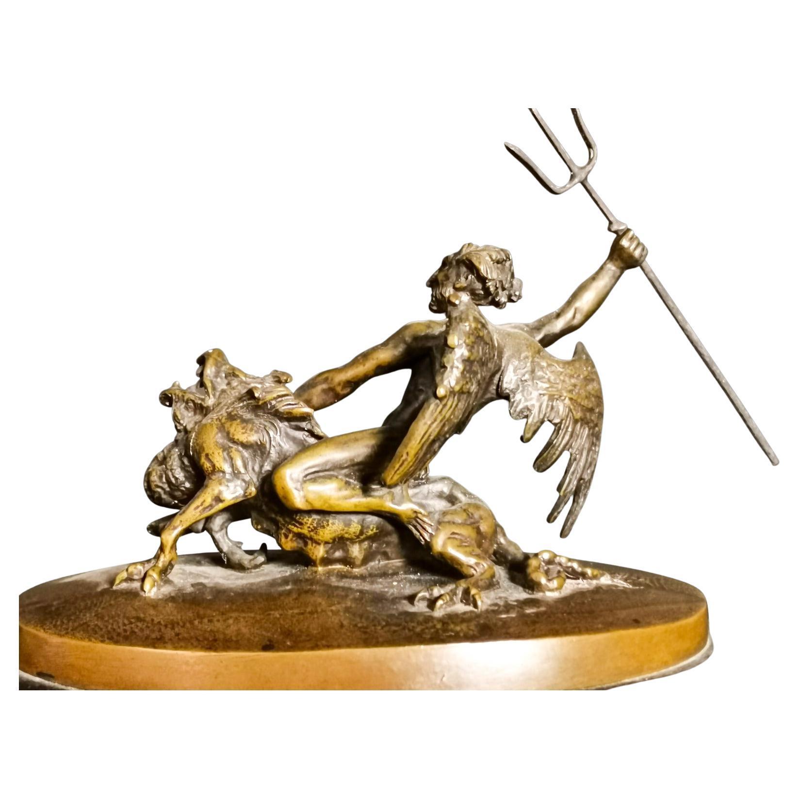 Devil in Bronze, 19th Century
