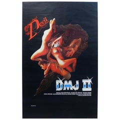 """Devil in Miss Jones Part II"" 1983 Original Movie Poster DMJ Pt. 2"