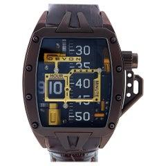 Devon Tread 2 Godiva Watch 847339004572
