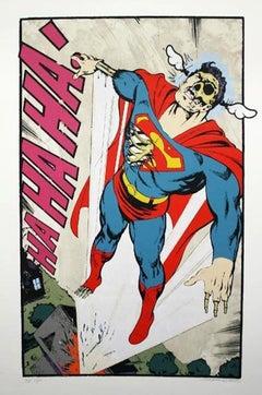 Ha, Ha, Ha, Not so Superman