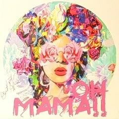 Oh Mamma!, Mixed Media