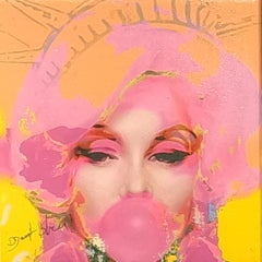 There's Only One Marilyn, Mixed Media