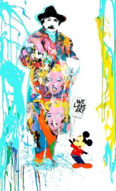 We Love Art [Einstein]