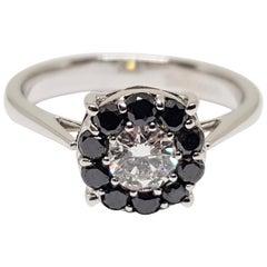 Dhamani Diamond Engagement Ring