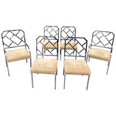 DIA /Design Institute America Set of 6 Dining Chairs