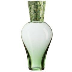 Diadema Green Vase