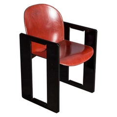"""""""Dialogo"""" Dining Chair by Afra and Tobia Scarpa for B&B Italia, Set of 4"""