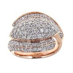 Diamond 14 Karat Gold Ring