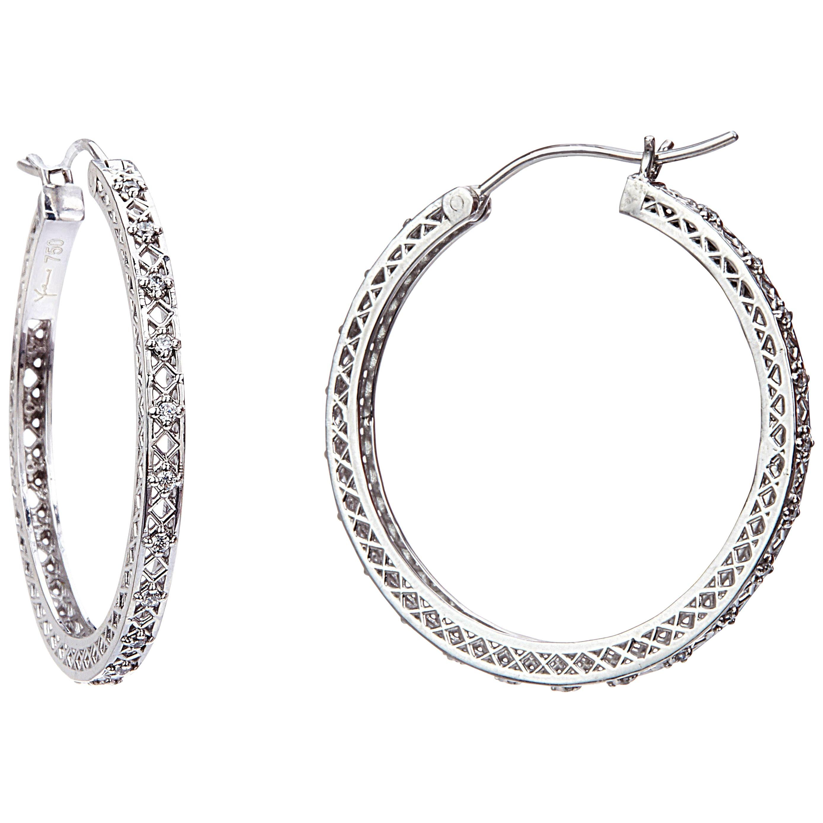 2c0009876c3 0 TO 0.5 Carat Earrings - 179 For Sale at 1stdibs