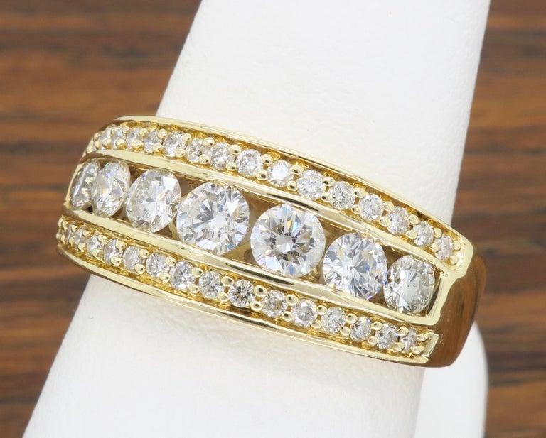Women's Diamond Anniversary Band For Sale